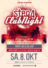 STEG4 CLUBNIGHT